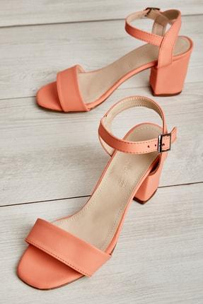 Bambi Yavruagzı Kadın Klasik Topuklu Ayakkabı L05035507