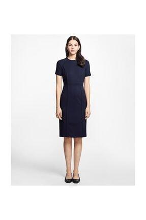 BROOKS BROTHERS Kadın Lacivert Elbise 1-00076357