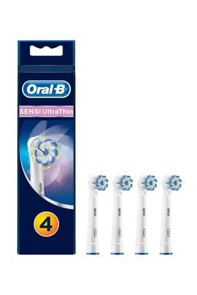 Oral-B Diş Fırçası Yedek Başlığı Sensitive 4 Lü