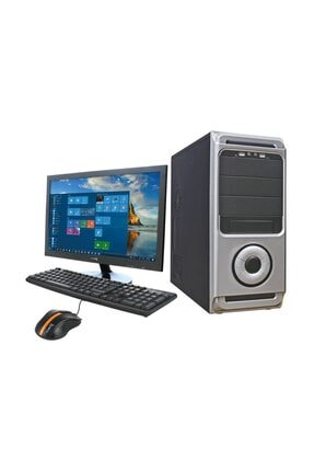TURBOX Intel i3m 8GB Ram 500GB Hdd 18,5'' Monitörlü Masaüstü Bilgisayar
