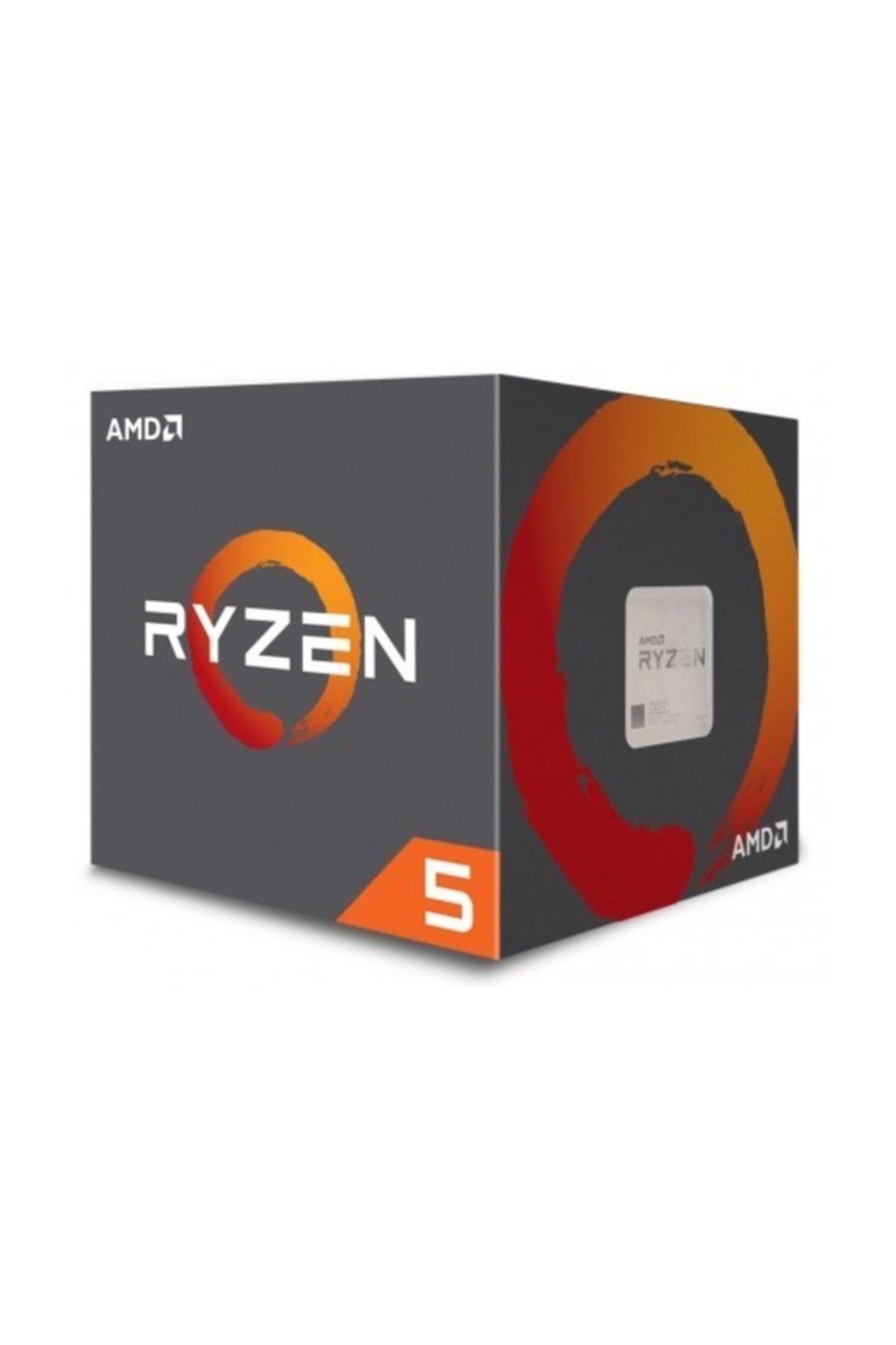 Amd Ryzen 5 2600X 4,25GHz 19MB Cache Soket AM4 İşlemci 1