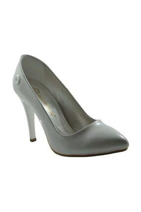Mammamia D20ya-3845-e Bayan Topuklu Ayakkabı -  - Sedef - 37