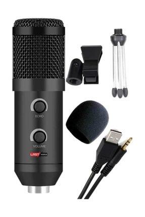 Lastvoice Bm300 Ekholu Condenser Usb Stüdyo Mikrofon - ( Bm800v )
