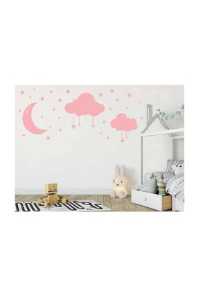 KT Decor Bebek Çocuk Odası Duvar Sticker