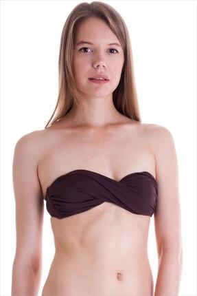 AYYILDIZ Kadın Kahve Bikini Üstü 63508/D2099