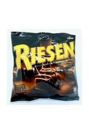 Nestle Rıesen Dunkle Schokolade - Kröftiges Karamell 231 gr