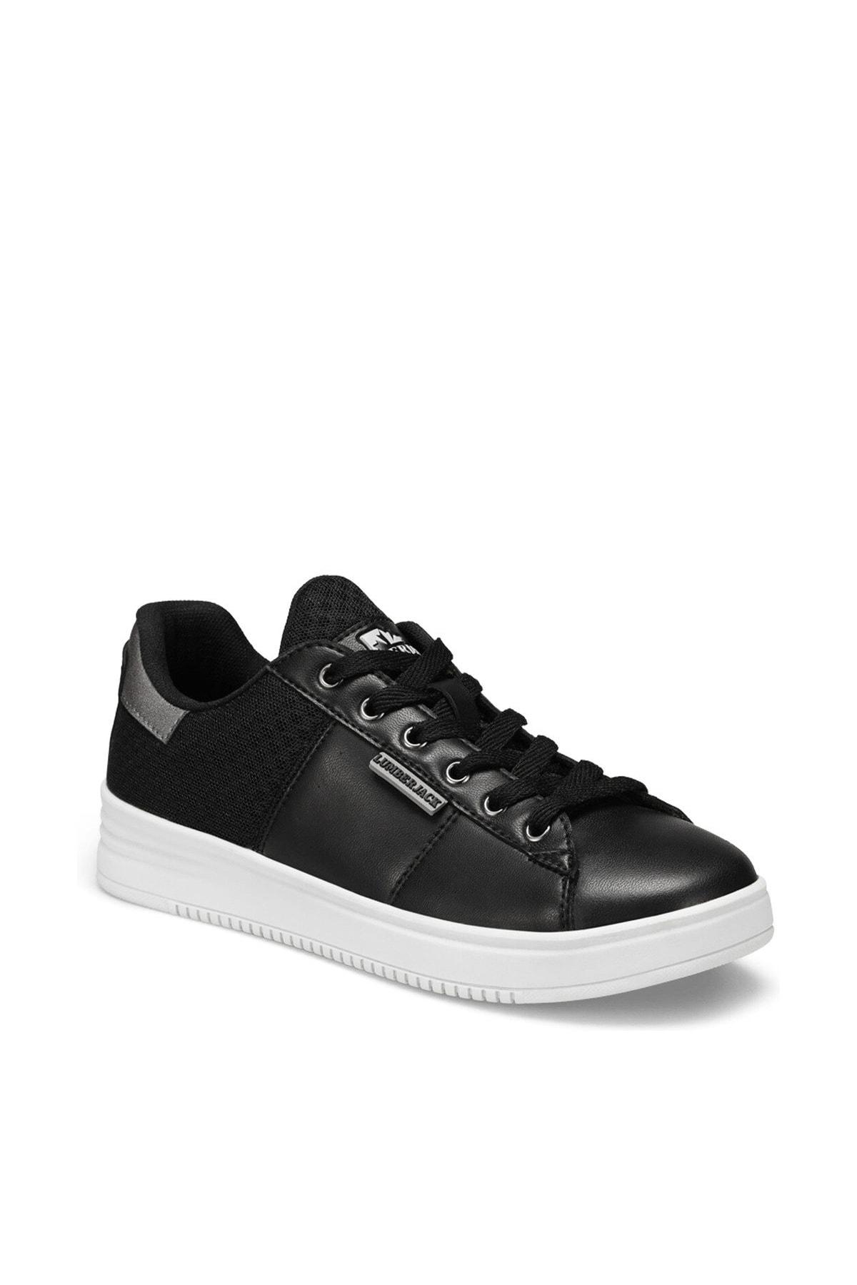 lumberjack Siyah Kadın Sneaker 1