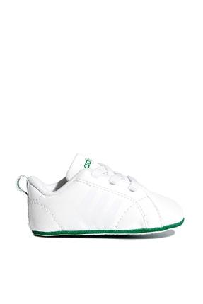 adidas VS ADVANTAGE CRIB Beyaz Erkek Çocuk Sneaker Ayakkabı 100576471