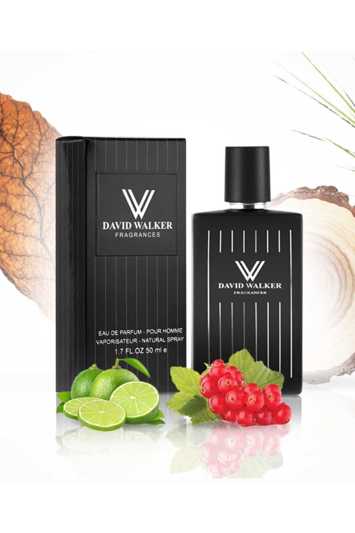David Walker Ozone E64 50ml Oryantal Erkek Parfüm 1