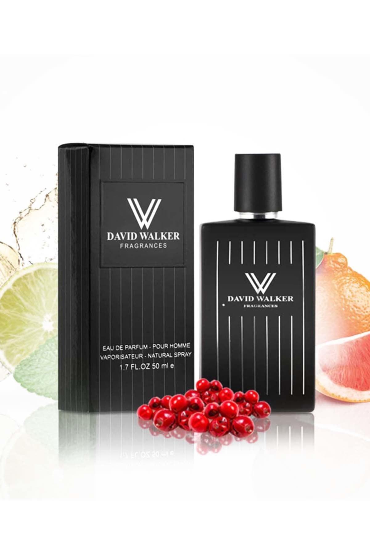 David Walker Erkek Davıd Walker Odunsu Parfüm E151 50 ml 8682530301530 1
