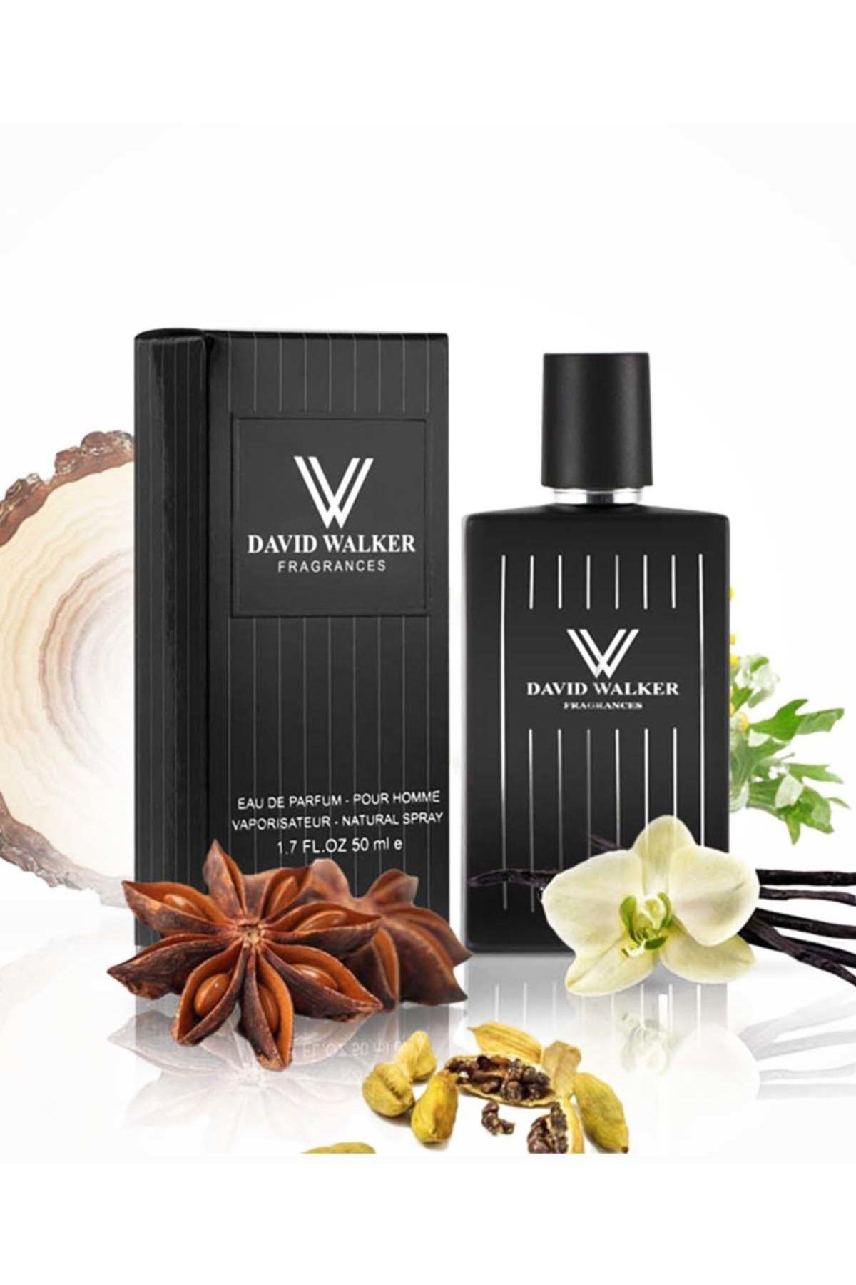 David Walker Luck Man E173 50ml Tatlı&odunsu Erkek Parfüm 1
