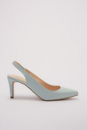Hotiç Mavı Kadın Klasik Topuklu Ayakkabı 01AYH176020A620
