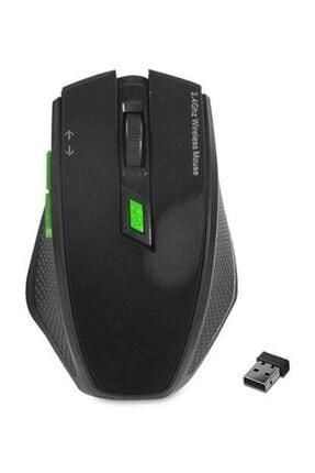 Everest SMW-777 Kablosuz Siyah Optik Mouse