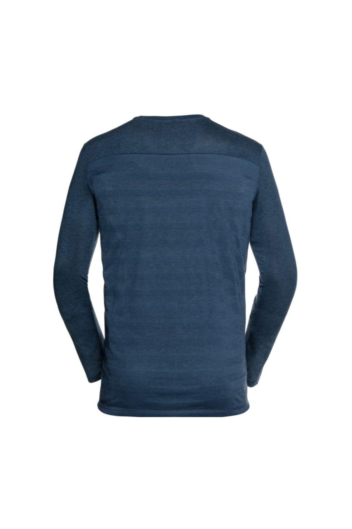 VAUDE Me Sveit Ls Erkek T-shirt 40950 2