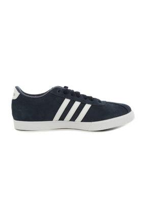 adidas COURTSET Lacivert BEYAZ Kadın Sneaker 100322735