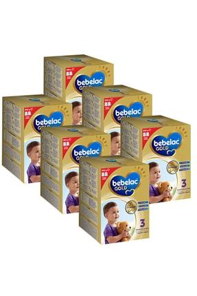 Bebelac Gold 3 Devam Sütü 900 Gr X 6 Adet