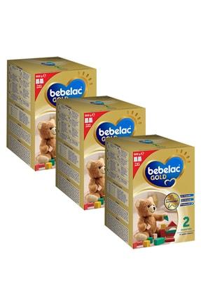 Bebelac Gold 2 Devam Sütü 900 Gr X 3 Adet