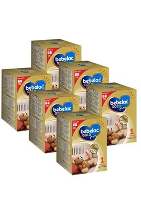 Bebelac Gold 1 Devam Sütü 900 Gr X 6 Adet