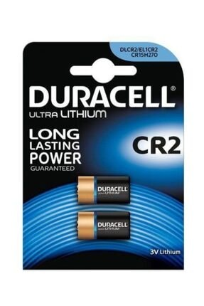 Ennalbur Duracell Cr2 Ultura Photo 3v Lithium Pil