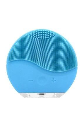 Forever Şarj Edilebilir Yüz Temizleme Cihazı Ve Masaj Aleti Mavi