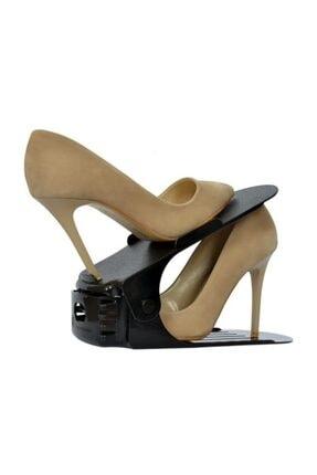 ABC Yükseklik Ayarlı Ayakkabı Rampası 3 Kademeli, Yükseklik Ayarlı, Fonksiyonel Tasarım - 3 Adet