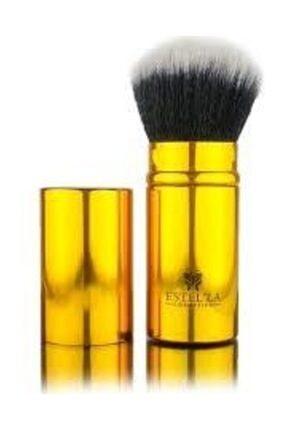 Estella Kapaklı Allık Fırçası - Meke Up Brush