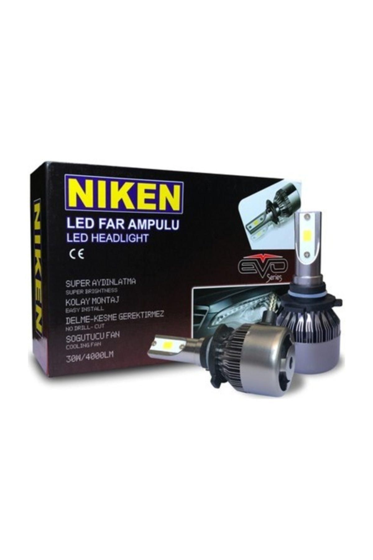 Niken Led Xenon Set H7 Evo Serisi 1