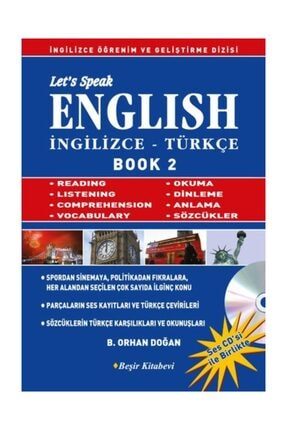 Beşir Kitabevi Let's Speak English Book 2