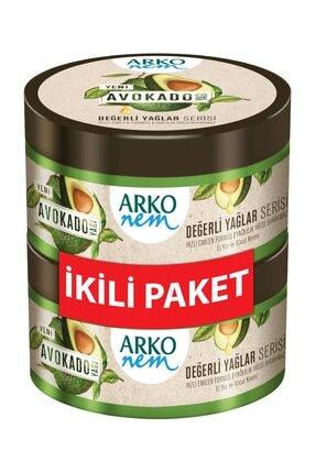 ARKO Arko Nem Avokado Yağı Değerli Yağlar 250 Ml+250 Ml