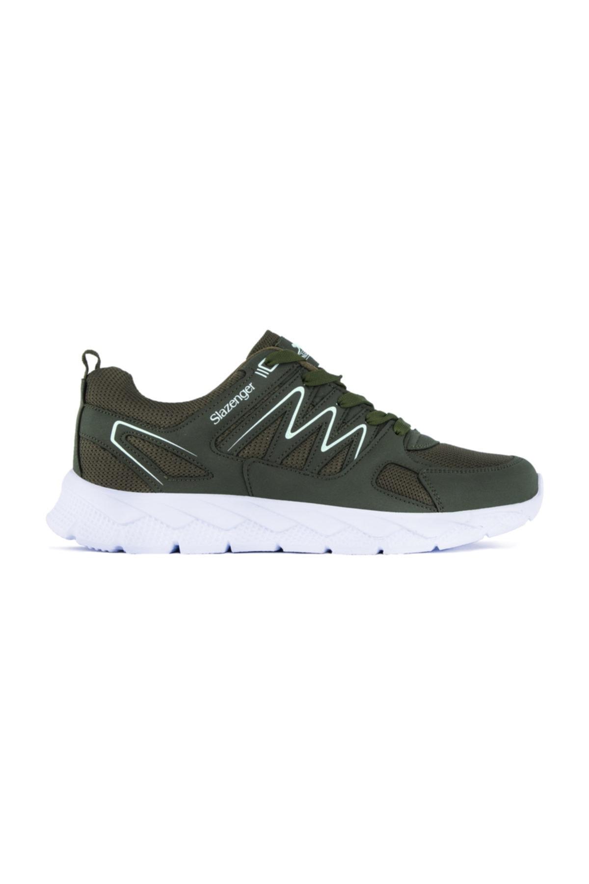 Slazenger Kronos Koşu & Yürüyüş Kadın Ayakkabı Haki 1