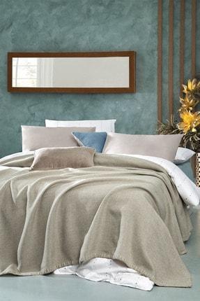 Yataş Bedding Nadia Çift Kişilik Yatak Örtüsü - Bej