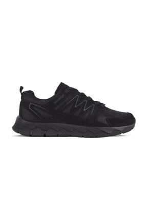 Slazenger Kronos Sneaker Erkek Ayakkabı Siyah / Siyah