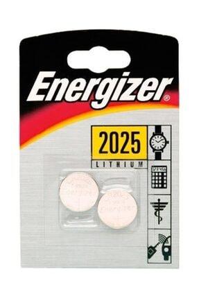 Energizer (a5-8333) Cr2025 Lityum Pil Ed2025-2 (2 Li)
