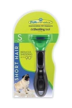Furminator Kısa Tüylü Köpekler Için Tüy Alıcı Tarak - Small