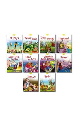 Timaş Çocuk Yayınları 1. Sınıf Ilk Okuma Dünya Klasikleri Grimm Kardeşler 10 Kitap Set 2 Timaş Çocuk