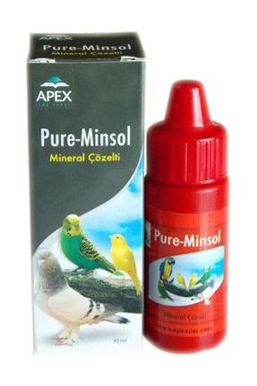 Apex Kanarya Için Mineral Çözelti - Pure-minsol