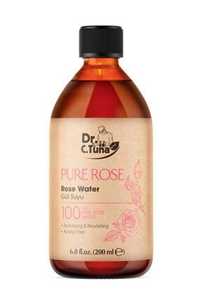 Farmasi Dr.c.tuna Pure Rose Gül Suyu 200ml
