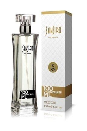 Sansiro K35 100 ml Kadın Parfümü
