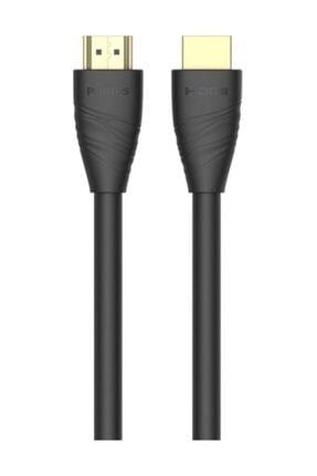 Philips Phılıps Ultra Hd 4k Destekli High Speed With Ethernet Hdmı Kablo-2m