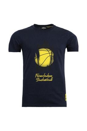 Fenerium Çocuk Fenerbahçe 19/20 Basketbol Top T-Shirt TK010C9S10