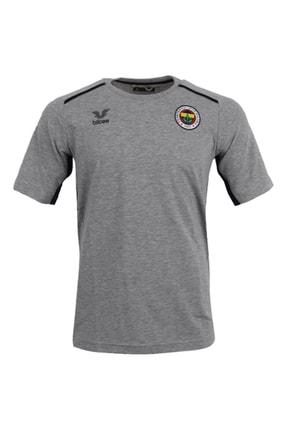 Fenerium Fenerbahçe Voleybol Gri Antrenman T-shirt FB-0032