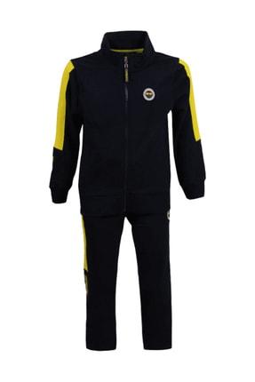 Fenerbahçe Fenerbahçe Çocuk Tribün Basic Eşofman Takımı TK011CAK01