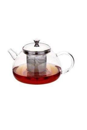 Tantitoni Borosilikat Cam Demlik 980 ml (Düdüklü çaydanlık üzeri)