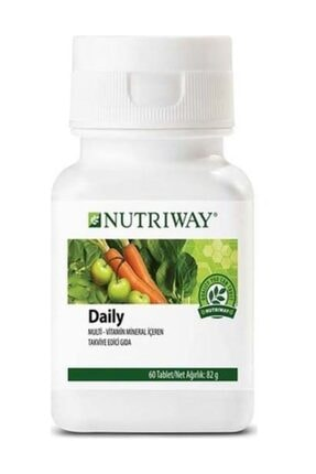 Amway Daily Nutrıway™ (60 Tablet)