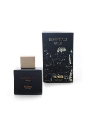 Cazador Caz 9556 Esentıal Gold Parfum Altın