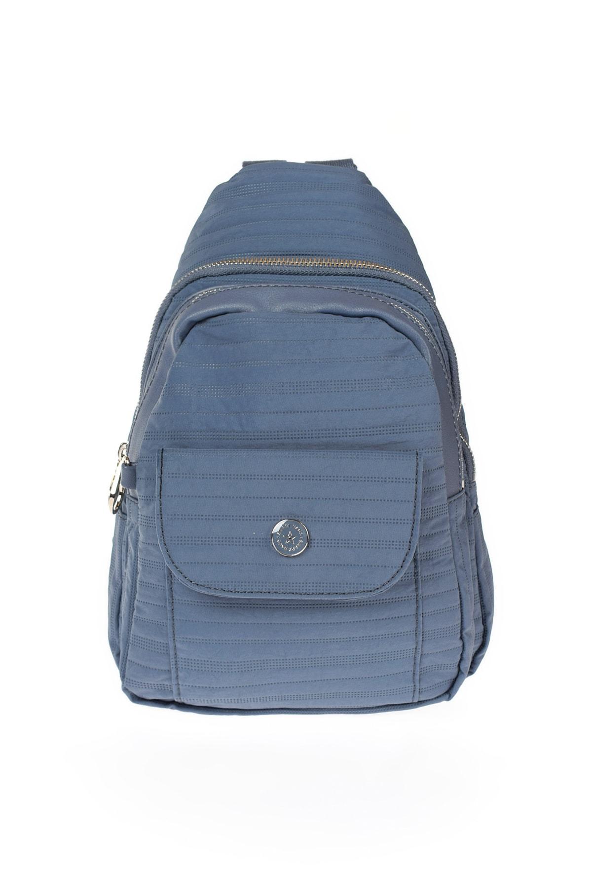 SMART BAGS Siyah Kadın Bel Çantası 0Smgw2020021 1
