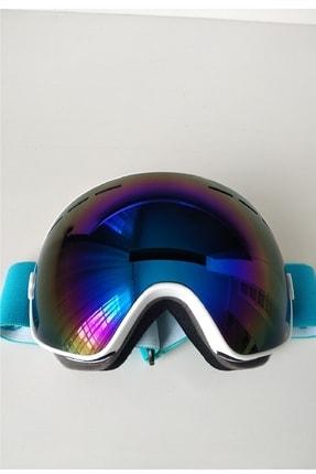 SNOW GOLD Kayak/snowboard Gözlüğü Profesyonel Aqua Mavi