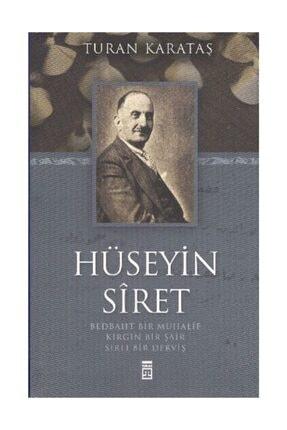 Timaş Yayınları Hüseyin Siret - Turan Karataş