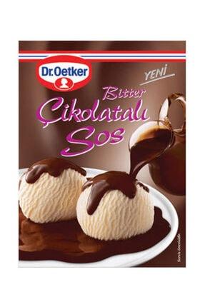 Dr. Oetker Bitter Çikolatalı Sos 125 G