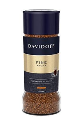 Tchibo Davidoff Fine Aroma Çözünebilir Kahve 100 G